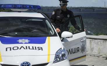 Полиция наказала советника Кличко в самом центре Киева