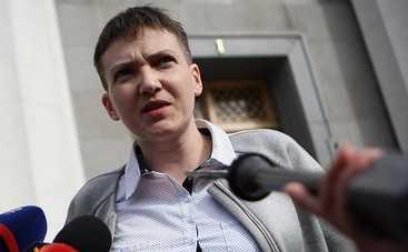 Савченко решили выдвинуть на Нобелевскую премию мира