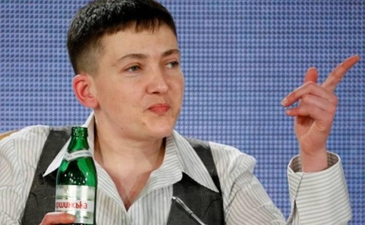Савченко призналась, что не обижается на сепаратистов