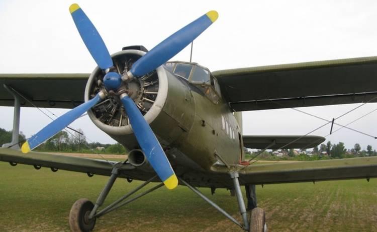 Украинский самолет попал в Книгу рекордов Гиннеса