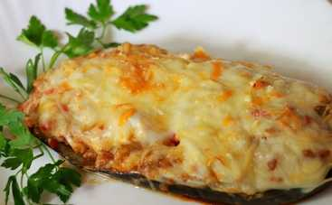 Баклажаны в «мясной шубке» (рецепт)