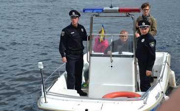 На Киевщине появилась водная полиция