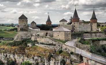 Украина великая: Каменец-Подольская крепость (фото)