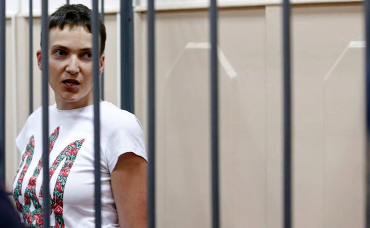 В этой камере сидела Надежда Савченко (видео)