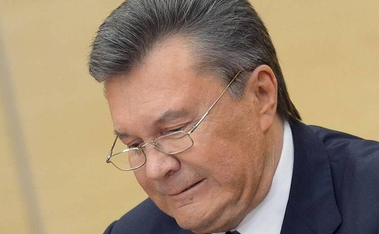 Янукович требует очной ставки с Порошенко