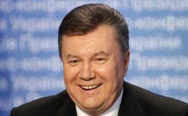 Янукович ждет важной весточки из Европы