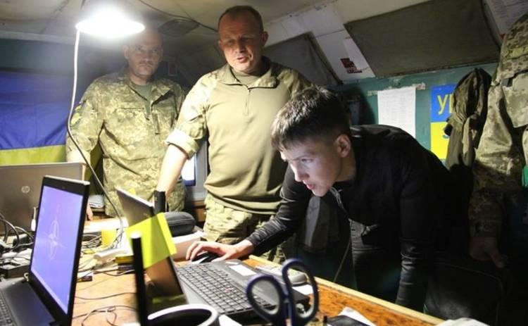 Стало известно, когда Савченко встретится с главарями боевиков