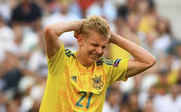Игрок сборной Украины из Англии едет в Голландию