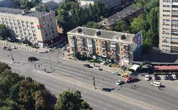 В Киеве прогремело несколько мощных взрывов (фото, видео)