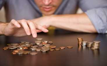 Задолженность по зарплатам в Украине растет как на дрожжах