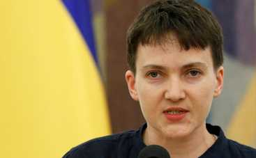 Савченко рассказала о «подаренном» спортивном «Мерседесе»