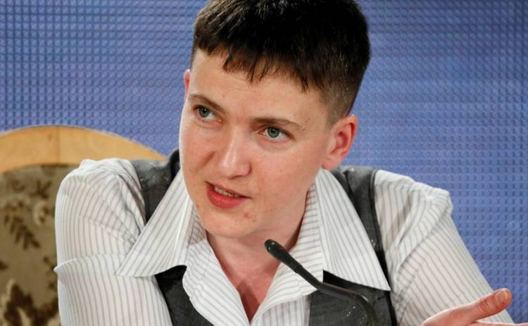 Савченко призналась, что в отпуске чувствует себя обезьяной