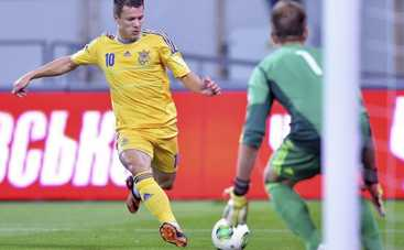 Лидера сборной Украины обозвали «мурлом»