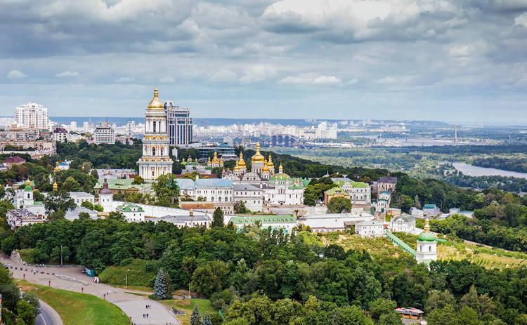 Киев бьет осенние температурные рекорды