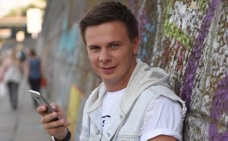 Дмитрий Комаров доверил судьбу «Теленеделе» (фото)