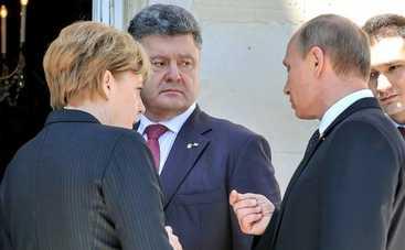 Путин не планирует встречаться с Порошенко