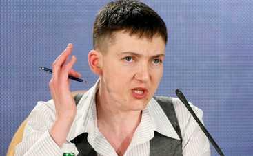 Савченко знает, кто затягивает войну на Донбассе