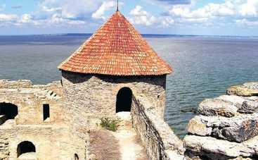 Украина великая: Аккерманская крепость (фото)