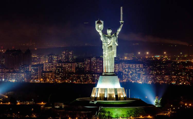 Киевляне пережили самую теплую ночь в истории