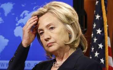 В США сообщили о смерти Хиллари Клинтон (видео)