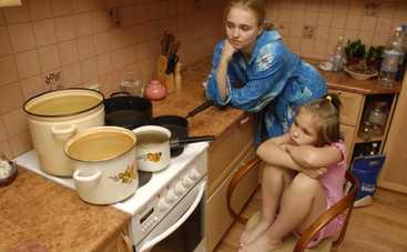 Соседи Яценюка забыли, что такое горячая вода