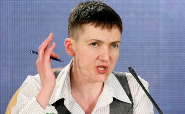 Савченко прекратила голодовку еще месяц назад