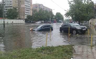 Одессу накрыла сильнейшая за 30 лет стихия (фото, видео)