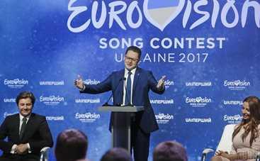 Открыть Евровидение-2017 планируют в очень интересном месте