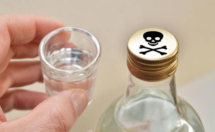 Паленый алкоголь стремительно косит ряды харьковчан