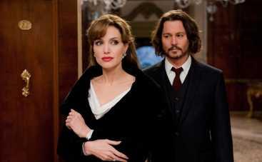 Анджелина Джоли заменила Питта на Деппа