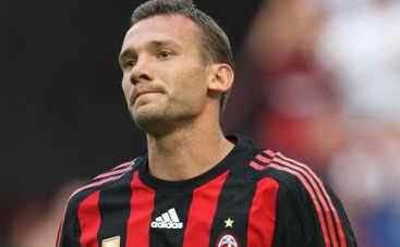 Шевченко рассказал, как жевал «наркотик» в «Милане»