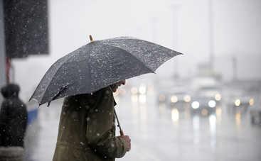 В Украину идет серьезное похолодание со снегом