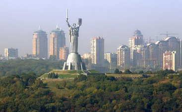 В Киеве на глазах разрушается мост (фото)