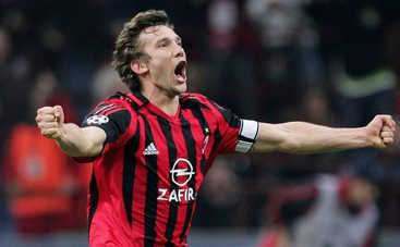 Шевченко отправляет в «Милан» пятерых игроков «Днепра»