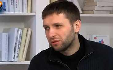 Парасюк нагрубил журналисту (видео)