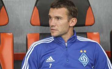 Шевченко вошел в специфическую сборную УЕФА