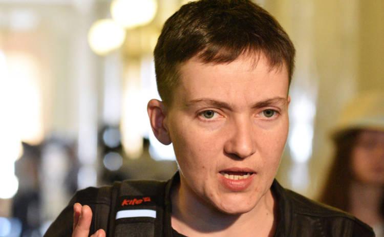 Савченко пыталась прорваться в ДНР