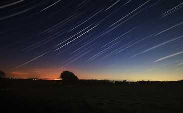 Три ночи подряд украинцы смогут наблюдать звездопад