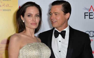Анджелина Джоли и Брэд Питт: любовь прошла?