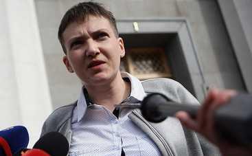 Савченко призналась, что ездила в гости к боевикам