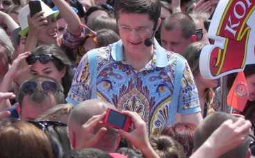 Караоке на Майдане: смотреть выпуск онлайн (эфир от 16.10.2016)