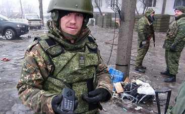 В Донецке взорвали боевика «Моторолу»
