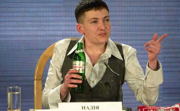 Савченко на допросе рассказала о своей поездке к боевикам