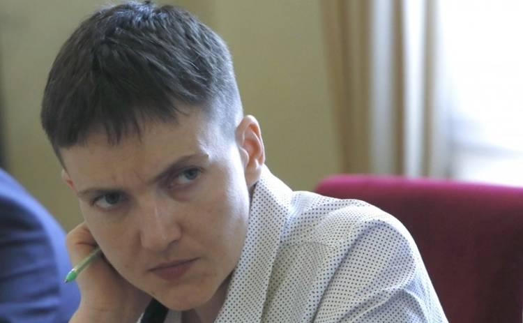 Савченко о Захарченко: Какой ты на х*** офицер (видео)