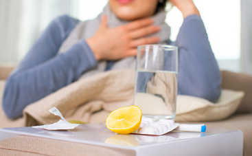 За неделю грипп скосил более 150 тысяч украинцев