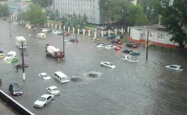 Потоп в Одессе могли устроить диверсанты