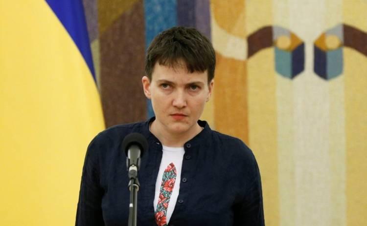 Савченко прилетела в Москву (фото)