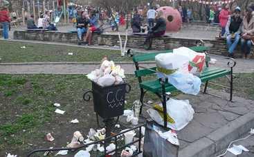 В Украине составлен рейтинг чистоты. Киеву хвастаться нечем