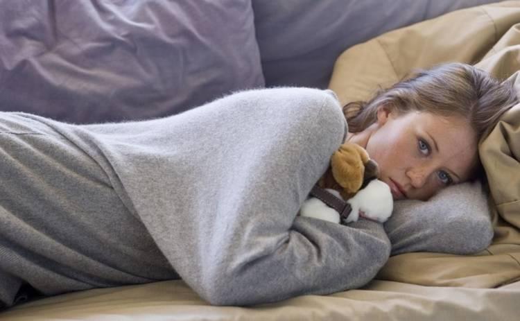 Недостаток сна может свести женщину с ума