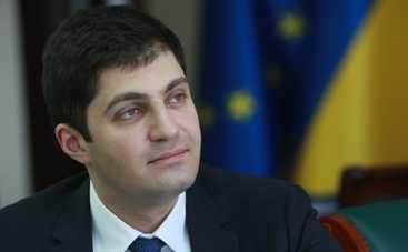 Экс-замгенпрокурора позеленел в Харькове (фото)